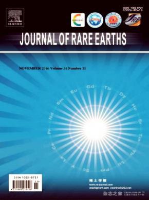 Journal of Rare Earths